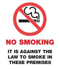 No Smoking Sign1